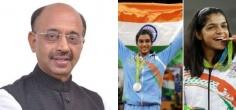 Vijay Goel Does It Again, Calls PV Sindhu & Sakshi Malik Gold Medallists & Gets Trolled Online
