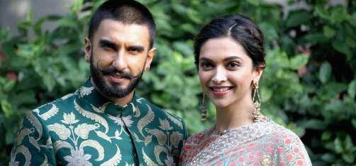 Deepika Padukone To Be Paid More Than Ranveer Singh For 'Padmavati', Claim Reports!