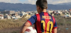 12-Year-Old Iraqi Boy, Allegedly Wearing Messi's Barcelona Uniform, Caught With A Suicide Vest