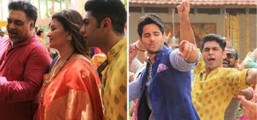These Behind-The-Scenes Photos From 'Baar Baar Dekho' Will Make The Wait For It Unbearable!