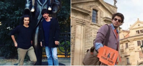 Shah Rukh Khan & The Team Of 'The Ring' Are Making Some Special Memories In Prague