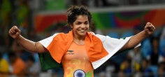 Sakshi Malik Is The Face Of Haryana's 'Beti Bachao, Beti Padhao' Campaign