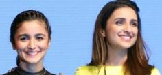 Alia Bhatt And Parineeti Chopra Sang 'Kuch Kuch Hota Hai' And Broke All Records Of Cuteness!