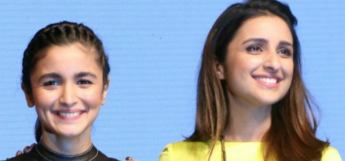 Alia Bhatt And Parineeti Chopra Sang 'Kuch Kuch Hota Hai' And Broke All Records Of Cuteness!