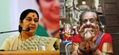 Sushma Swaraj Assures Help To Veteran Dancer Tara Balgopal, Who Has Been Living In Poverty
