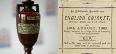 134 Years Ago Today, English Cricket 'Died' Against Australia And The Ashes Rivalry Was Born!