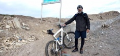 Meet Sharang Rathore - The Man Who Beat The Height Of Mount Everest On His Cycle