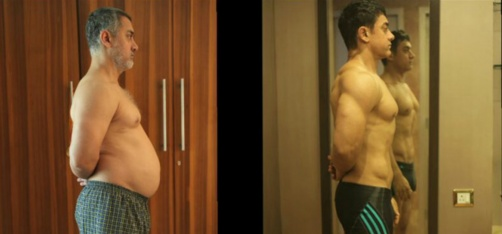 Aaamir Khan's Fat-To-Fit Transformation In Dangal Will Redefine Your Fitness Goals