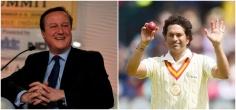 David Cameron's Advice To England Cricket Team - 'Kidnap Sachin Tendulkar And Learn From Him'