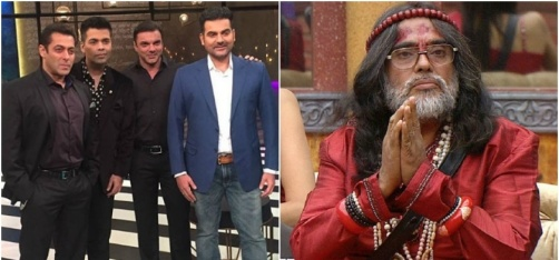 Swami Omji's Comeback In Bigg Boss, Salman's Epic Koffee With Karan Teaser & More From Ent
