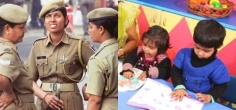 Gurgaon To Set Up A Daycare Centre For Female Cops To Leave Children While They're At Work