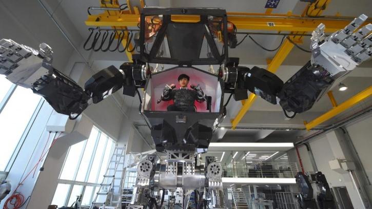 Robot giant Korea