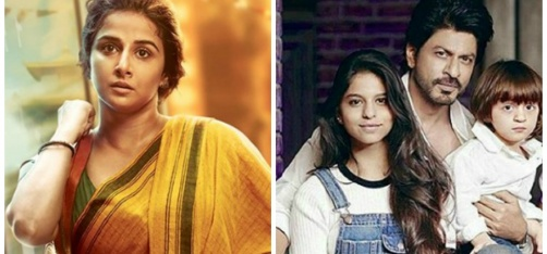 'Kahaani 2' Hits Theaters, SRK's Latest Family Portrait Goes Viral And More From Entertainment