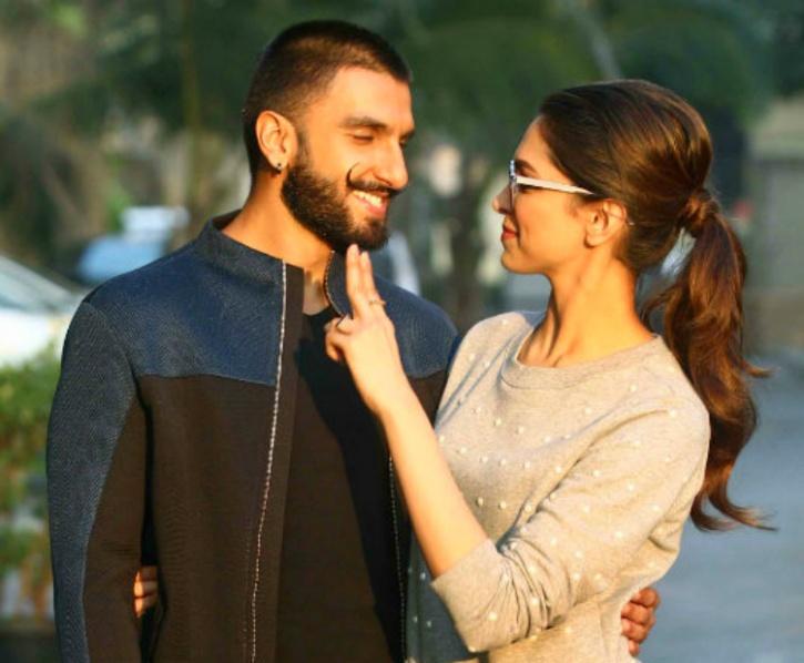 Deepika Padukone Ranveer Singh Valentines Day Celebration