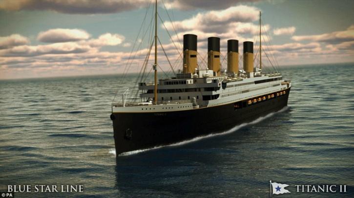 titanic II ship