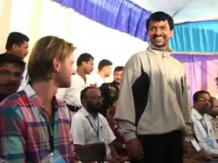 Kerala Man Sets New World Record