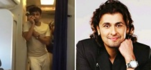 Jet Crew Suspended Over Sonu Nigam's Impromptu In-Flight 'Concert'!