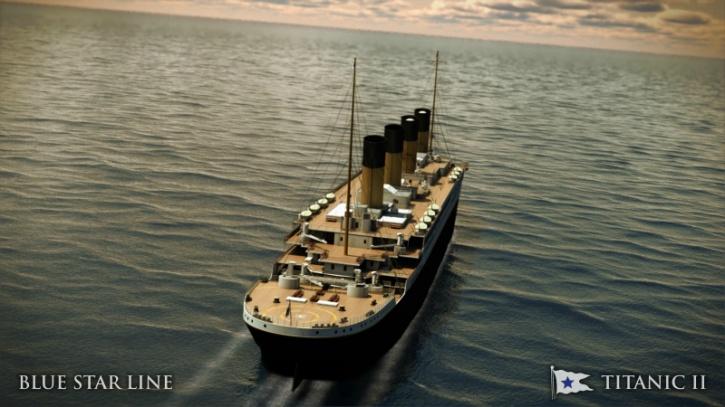 titanic II 2016