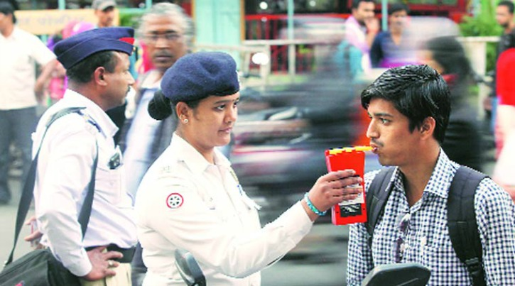 Drink And Drive Fine In Maharashtra