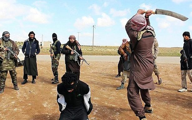 Isis beheading 2