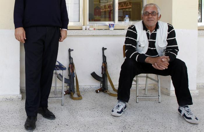 Cyprus guns
