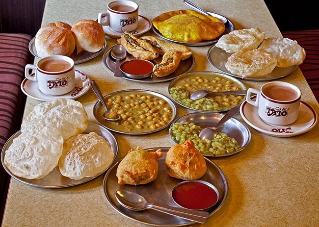 Cafe Vasco Da Gama Menu