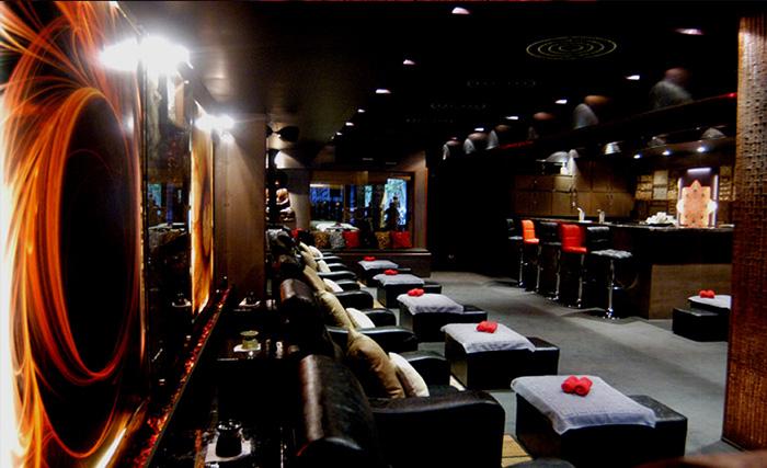 Amoda Spa Bar in Kolkata