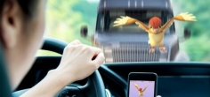 Bandra Dude Makes Indian Gaming History, Rams Mercedes Into Auto Playing Pokemon Go On The Road