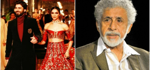 Fawad To Romance Deepika, Naseeruddin Shah Makes Offensive Remarks On Rajesh Khanna & More From Ent World!