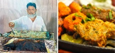 Meet 50-YO Haji Bhai - The Man Who Cooks Food On A Stone And Has Shah Rukh Khan As A Fan!
