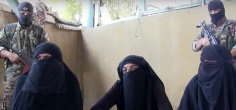 ISIS Fighters Caught Trying To Flee Syria Disguised As Women Hidden Behind Burqas