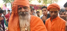 Remember 'Golden Baba'? He's On A Kanwar Yatra With An Entourage Of 25 Cops And 200 Followers