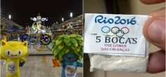 Drug Dealers In Brazil Start Selling Rio 2016 Branded Cocaine Ahead Of The Olympics