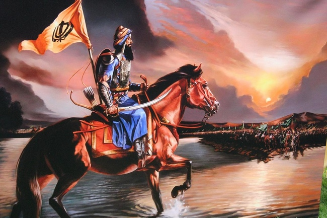 Khalsa Raj was established on this day