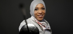 Meet Fencer Ibtihaj Mohammad - The First American To Fight In The OIympics Wearing A Hijab