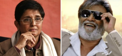 Kiran Bedi Distributes Kabali Tickets To Villagers Who Built Toilets In Their Homes In Puducherry!