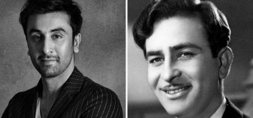 Ranbir Kapoor Is All Set To Play Grandfather Raj Kapoor In A Film!