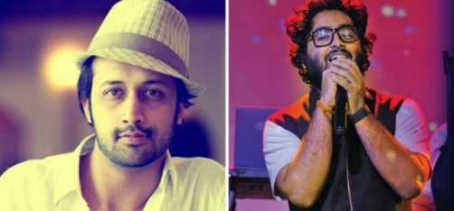 Arijit Singh's Song Replaced Once Again, This Time By Atif Aslam 'In A Flying Jatt'