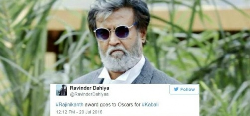 There Seems To Be No End To Kabali Craze As Internet Goes Berserk With Rajinikanth Jokes Once Again!