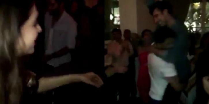 Ranveer Ranbir and Deepika