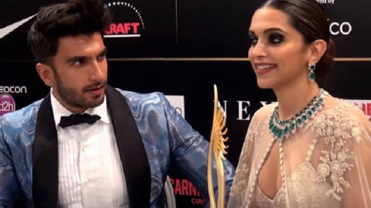 Deepika Padukone & Ranveer Singh's PDA is Conclusive Proof of Their Relationship