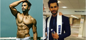Rohit Khandelwal Crowned Mr World 2016, Becomes The First Indian To Win The Title!