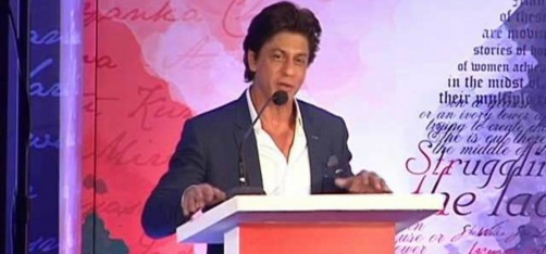 SRK's Joke At A Book Launch Event Hasn't Gone Down Well With Some, Label It 'Derogatory'!