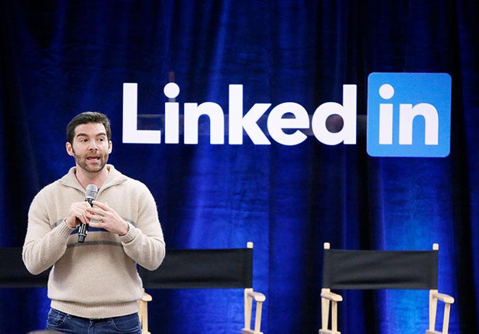 Jeff Weiner, LinkedIn