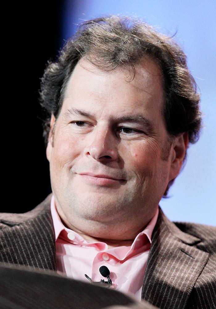 Marc Benioff, Salesforce
