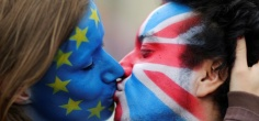 Last Kiss. Britain Votes To Exit EU By A Whisker! #Brexit