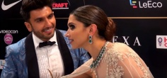 8 Adorable Gestures Ranveer-Deepika Made During Their IIFA Speech That Prove They Are So Much In Love!