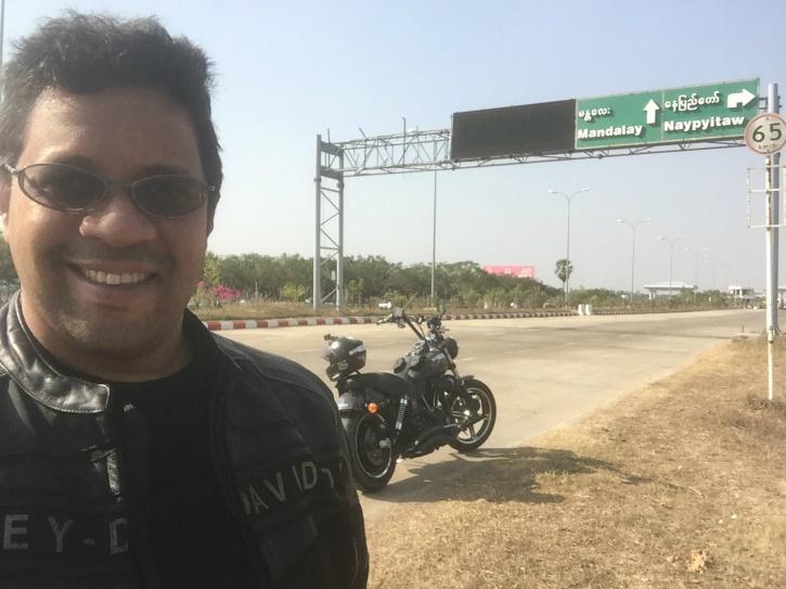Karl Coelho Goa to Bangkok