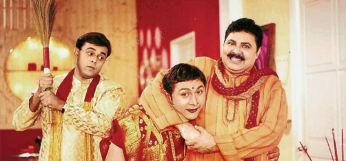 The 'Sarabhai v/s Sarabhai' Cast Had A Reunion & Seems Like We'll Hear A Good News Real Soon!