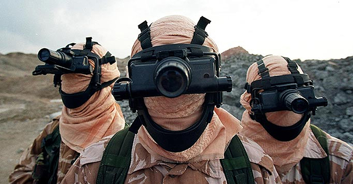 11 Of The World's Most Dangerous Special Forces ...